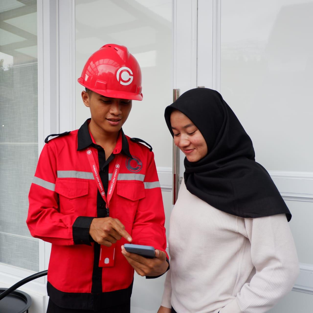 Garda Pest Control Cirebon