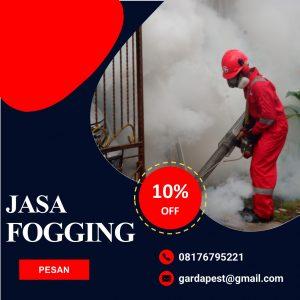 Jasa Fogging Rumah di Jatingaleh Semarang